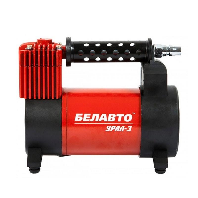 Автомобильный компрессор BELAUTO Урал-3 однопоршневой 40 л/мин (BK44)