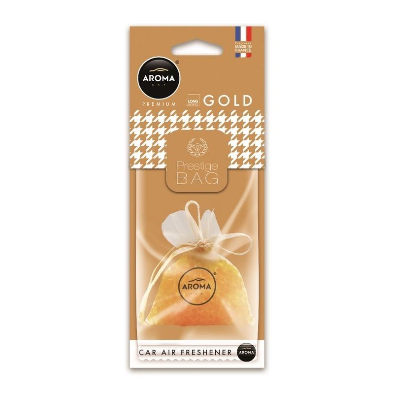 Ароматизатор Aroma Car Prestige Fresh Bag Gold