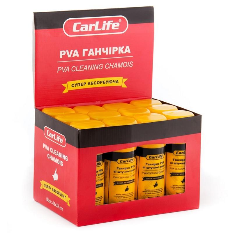 Салфетка CARLIFE CC902 влаговтипывающая PVA