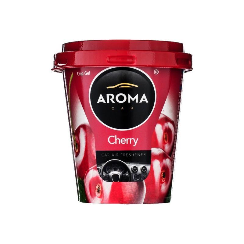 Ароматизатор Aroma Car Cup Gel Cherry