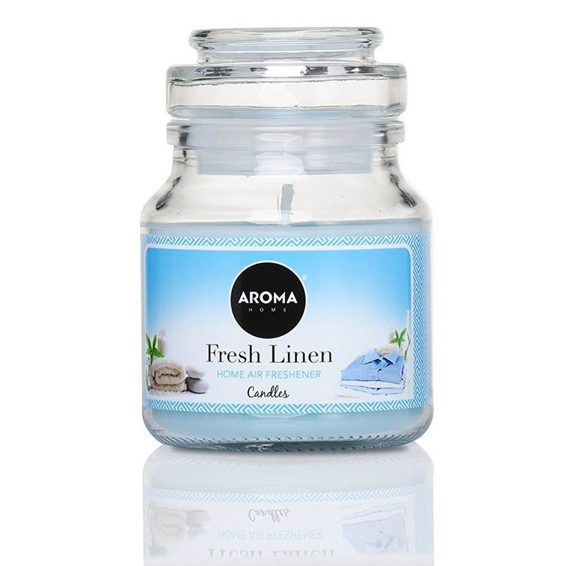 Ароматизатор Aroma Home Candles FRESH LINER (130g)