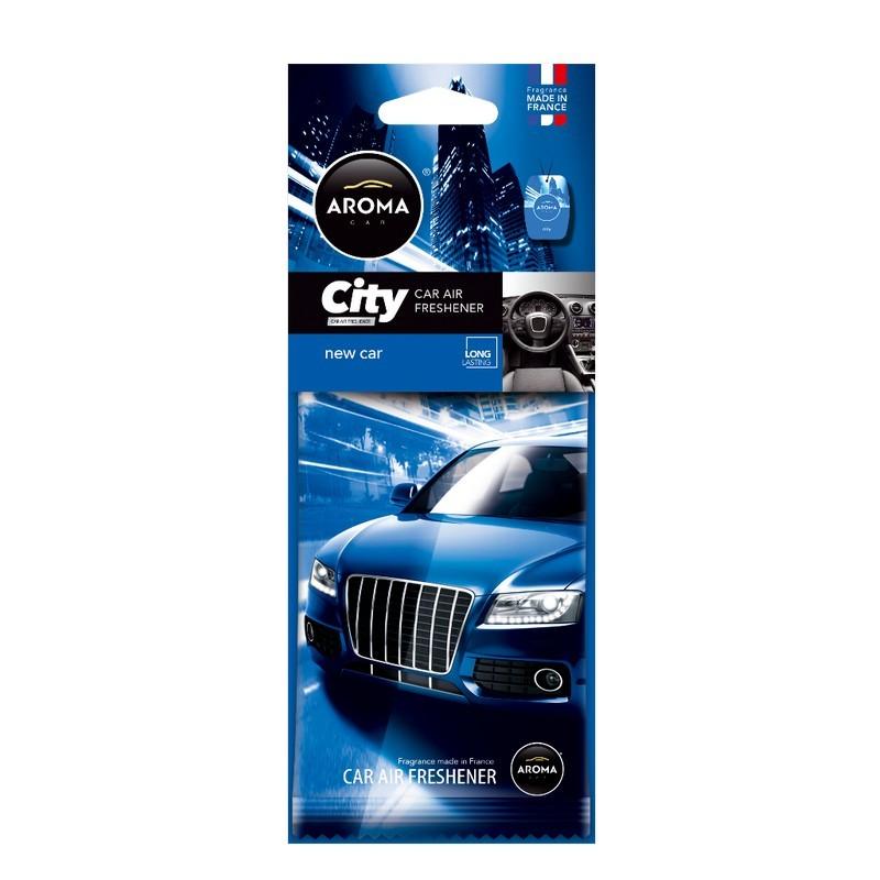 Ароматизатор Aroma Car City New Car Новая машина