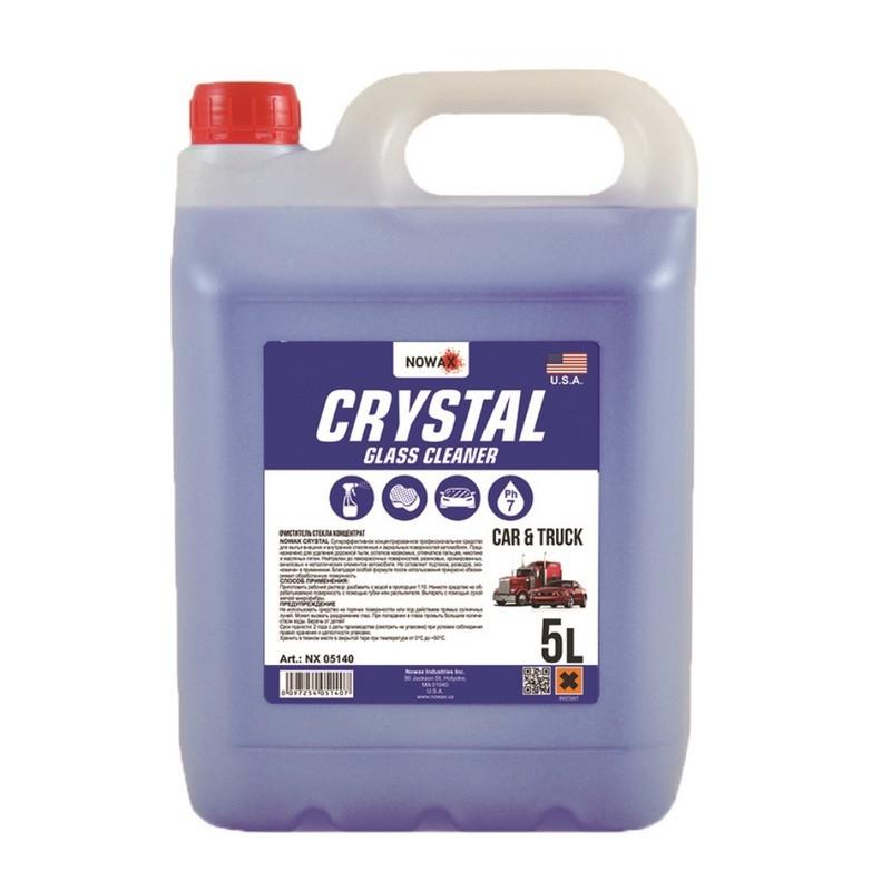 Очиститель стекла Nowax Crystal концентрат NX05140