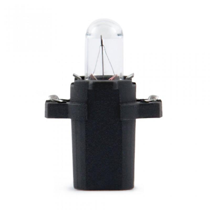 Галогенная лампа BREVIA B8.3d BAX Black 12V 1.2W 12322C