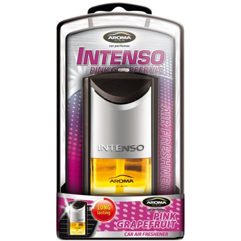 Ароматизатор Aroma Car Intenso Air Vent Pink Grapefruite Розовый грейпфрут