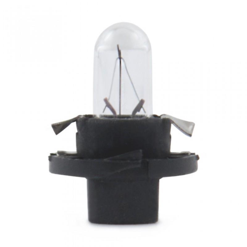 Галогенная лампа BREVIA BX8.4d BAX Black 12V 1.2W 12324C