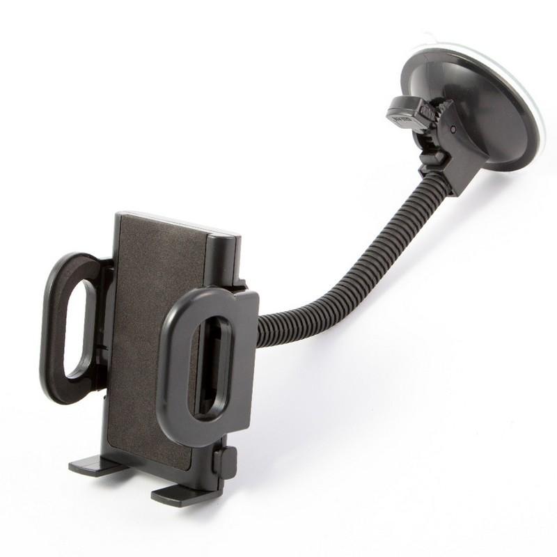 Автодержатель для телефона Carlife с вакуумной присоской (PH602)