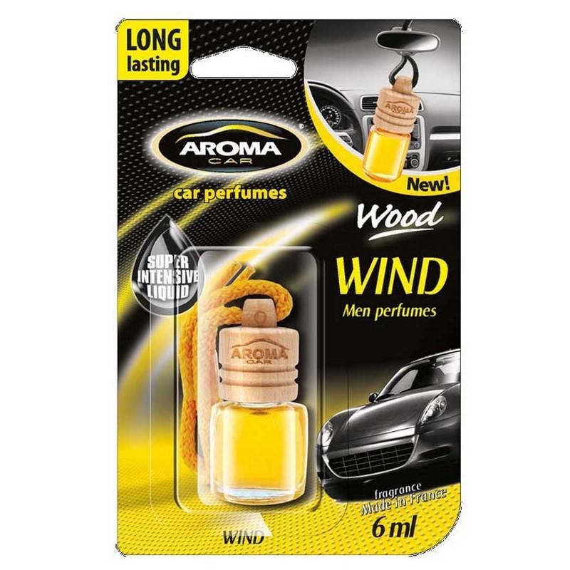 Ароматизатор Aroma Car Wood Wind Ветер