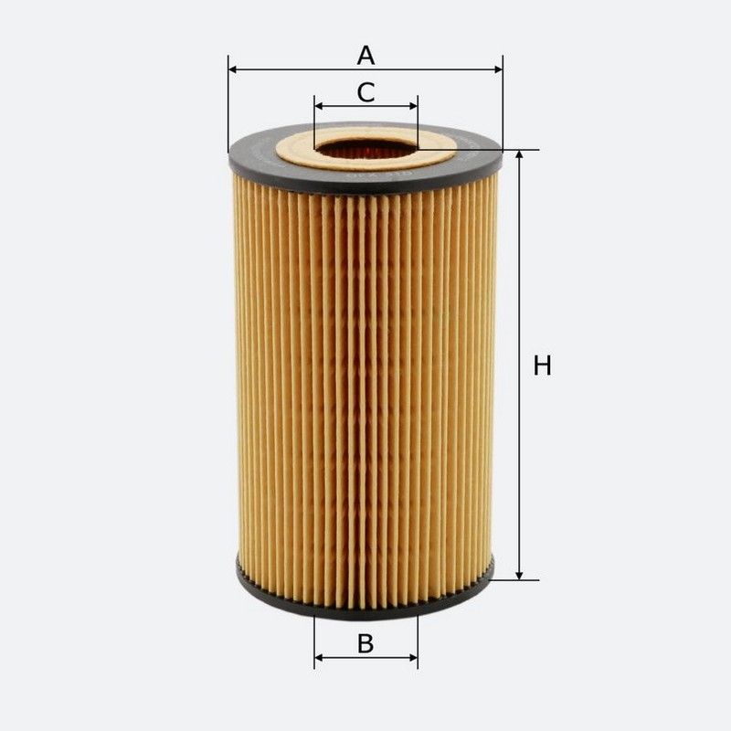Масляный фильтр MOLDER аналог 92040E/OX161DE/HU9315X (OFX51D)