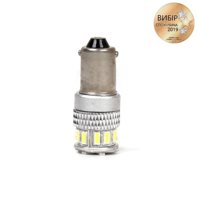 Светодиодные автолампы CARLAMP T4W BA9s 18W White (BA9s18W)