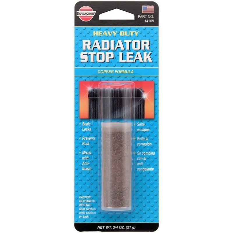 Герметик радиатора порошковый 21гр Versachem
