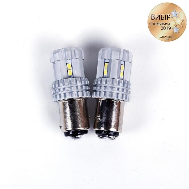 Светодиодные лампы CARLAMP 5K-Series P21/5W (5k211157)