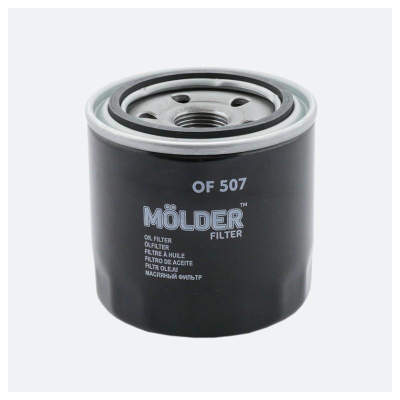 Масляный фильтр MOLDER аналог WL7107/OC115/W6106 (OF507)