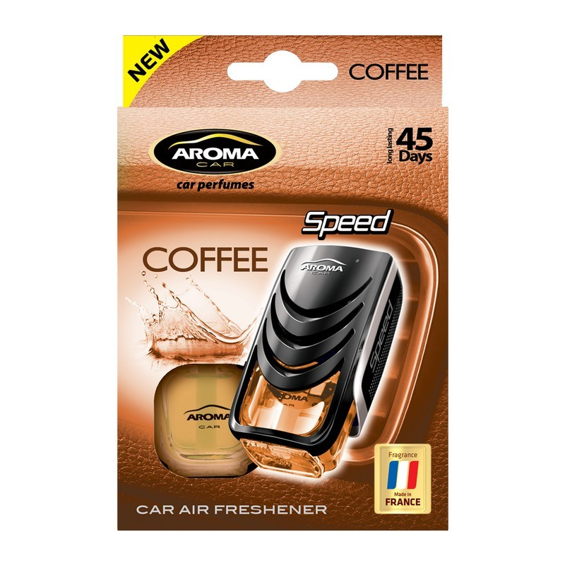 Ароматизатор Aroma Car Speed Coffe Кофе