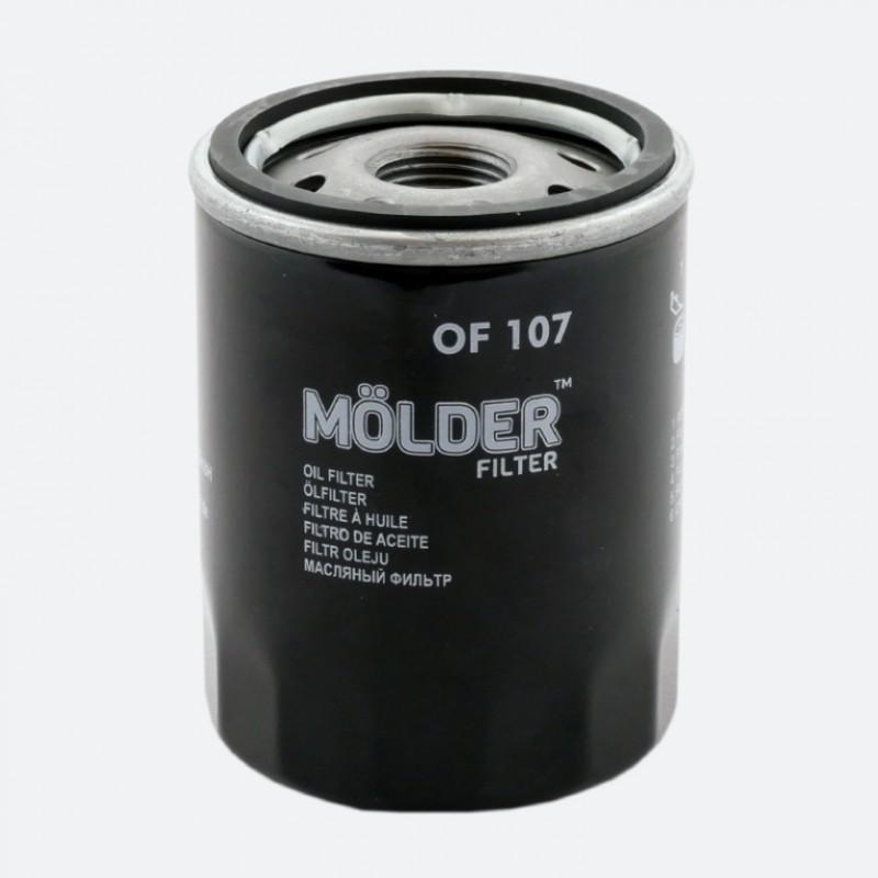 Масляный фильтр MOLDER аналог WL7177/OC217/W6101 (OF107)