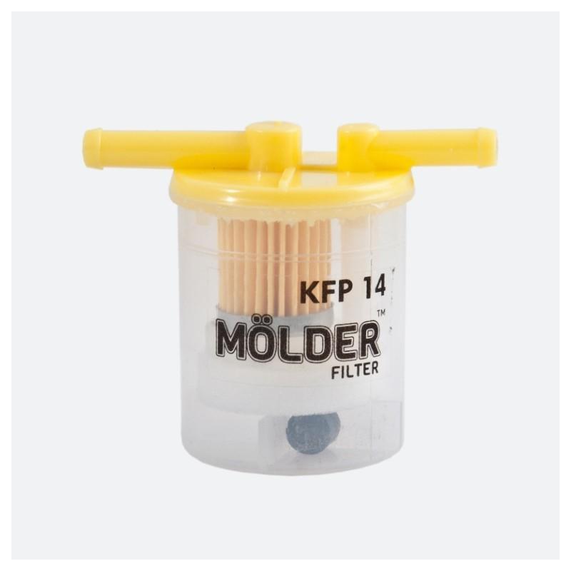 Фильтр топливный MOLDER KFP14 (аналог WF8151/WK42/80)