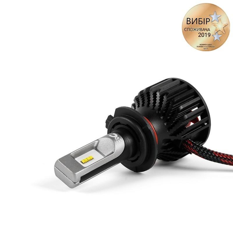Светодиодные автолампы H7 CARLAMP Smart Vision Led для авто 8000Lm 6500K (SM7)