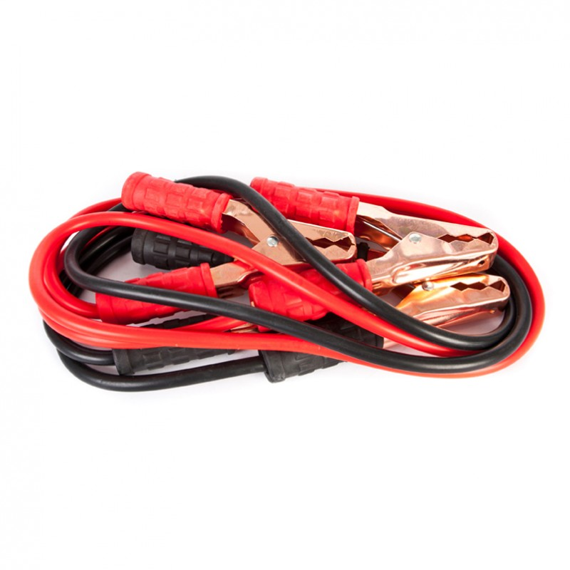 Пусковые провода ALLIGATOR BC634 CarLife 300A 2,5м пакет