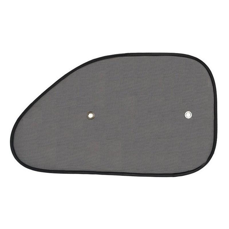 Шторки солнцезащитные боковые 2 шт 65х38 см CarLife (SS065)