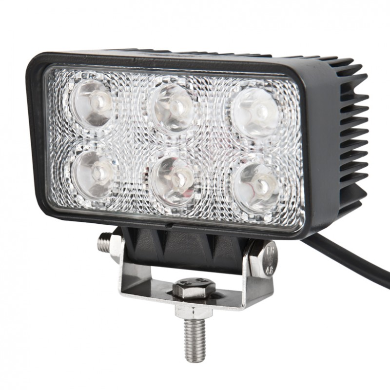 Доп LED фара BELAUTO BOL0103S (точечный)