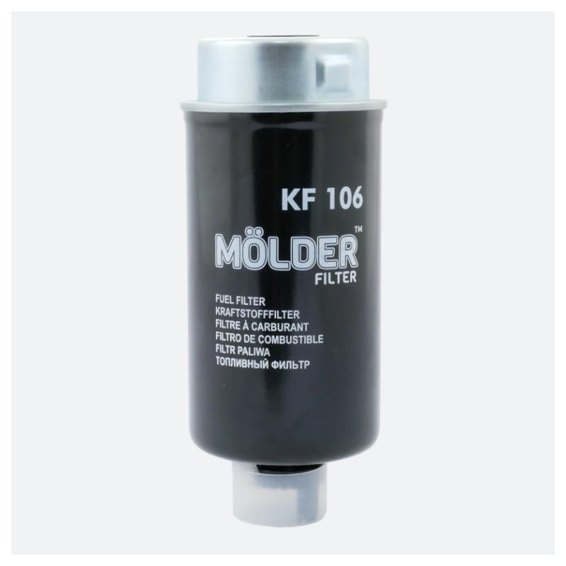 Топливный фильтр MOLDER аналог WF8246/KC116/WK8105 (KF106)