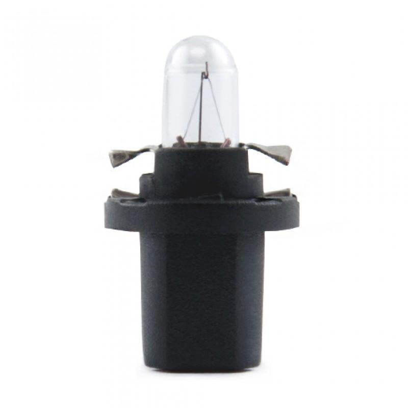 Галогенная лампа BREVIA B8.5d BAX Black 12V 1.2W 12321C