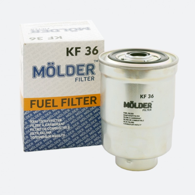 Топл,фильтр ISUZU TROOPER 2.8TD 88-92, 3.1TD 91- (WF8058/KC46/WK94011X)