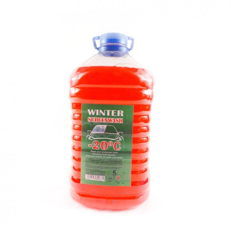 Омыватель стекла Winter 5 l (-20) Вишня