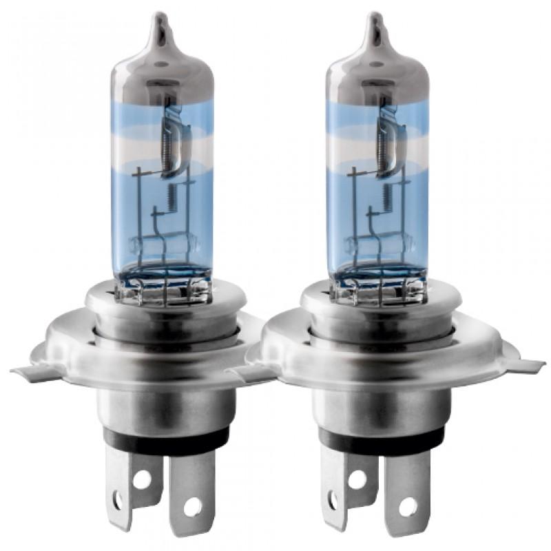 Галогеновые лампы BREVIA H4 MAX POWER +100% 12040MPS