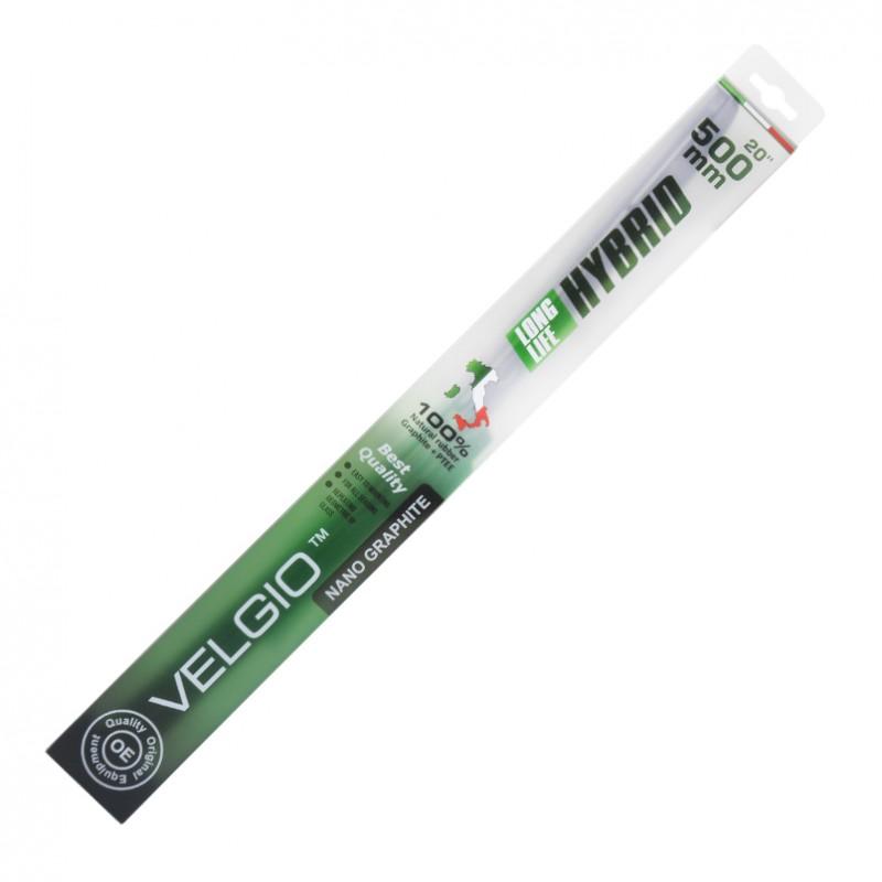 Дворник VELGIO Long Life Hybrid (500мм-20'')