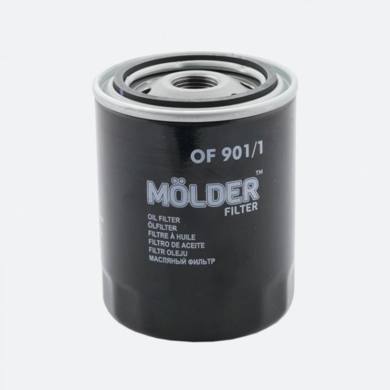 Маслянный фильтр MOLDER аналог WL7143/OC109/1/W7041 (OF901/1)