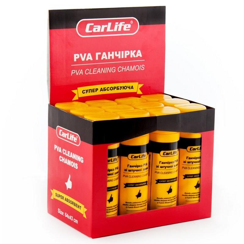 Салфетка CARLIFE CC901 влаговпитывающая PVA