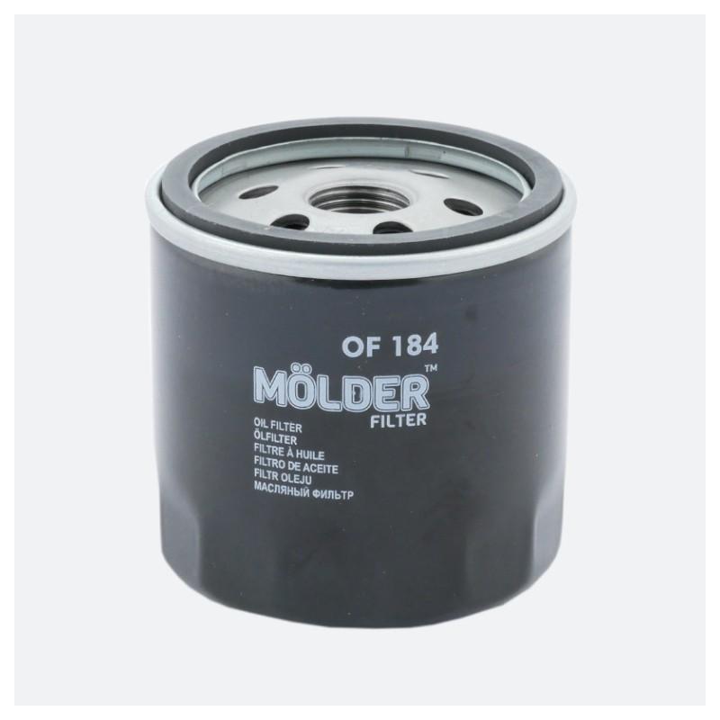 Масляный фильтр MOLDER аналог WL7169/OC295/W712520 (OF184)