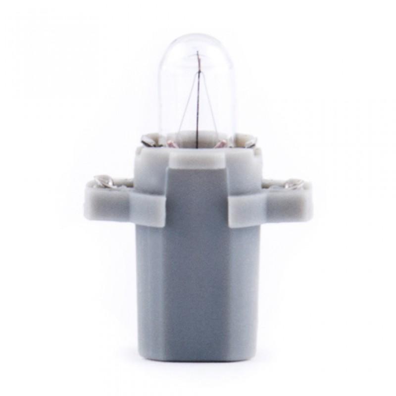 Галогенная лампа BREVIA B8.5d BAX Grey 24V 1.2W 24321C