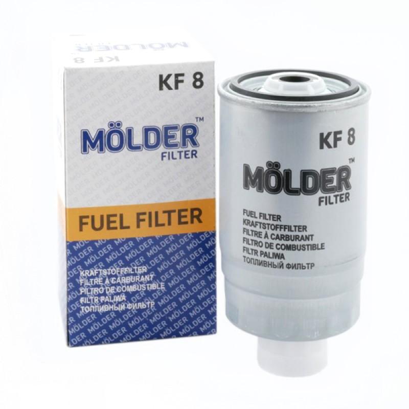 Фильтр Топливный с прокладкой (аналог WF8042/KC18/W8422) KF8
