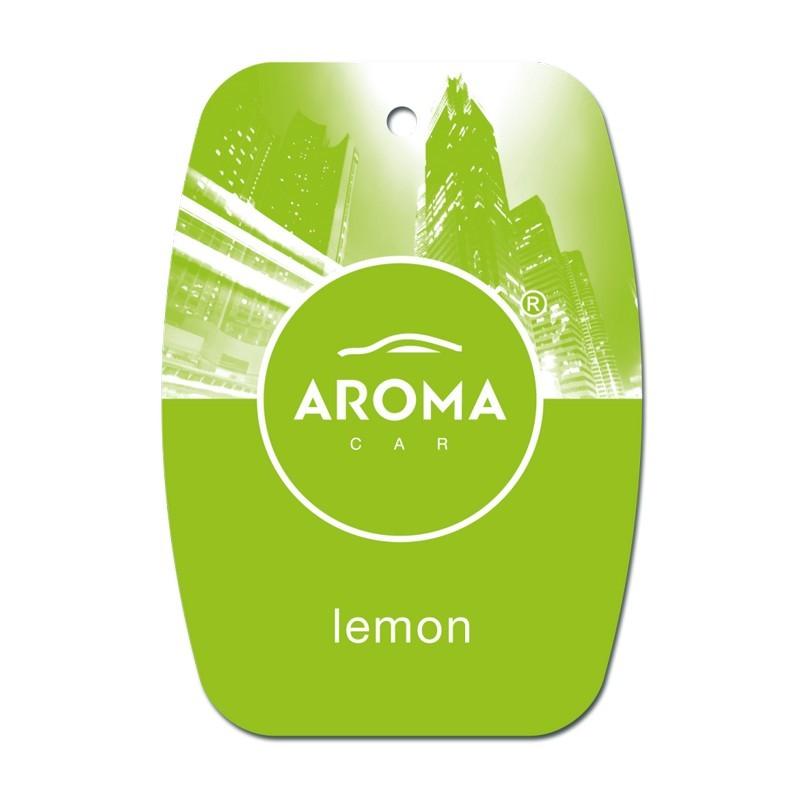 Ароматизатор Aroma Car City Lemon Лимон