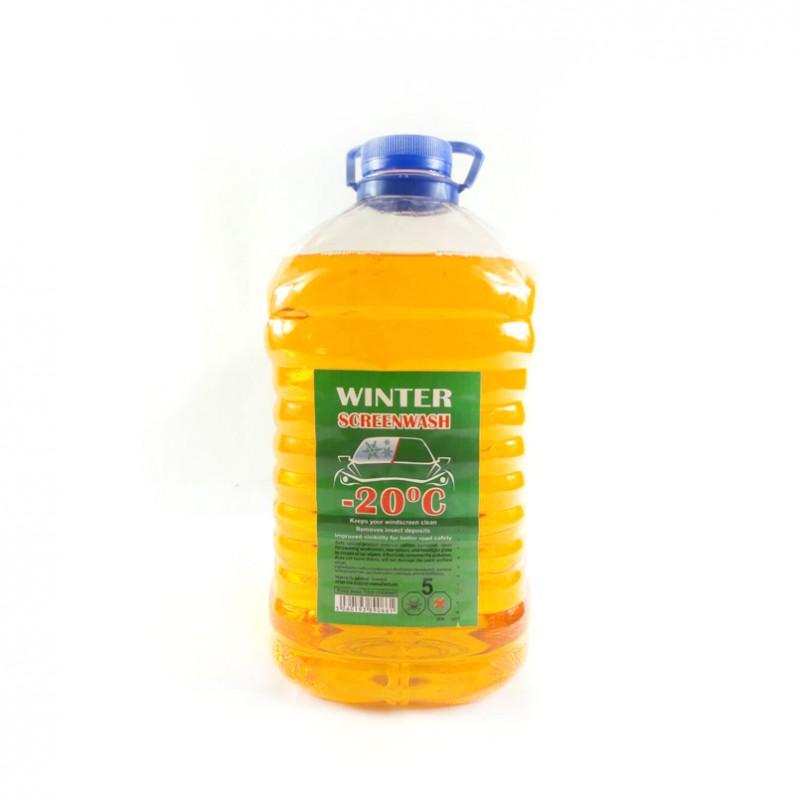 Омыватель стекла Winter 5 l (-20) лимон