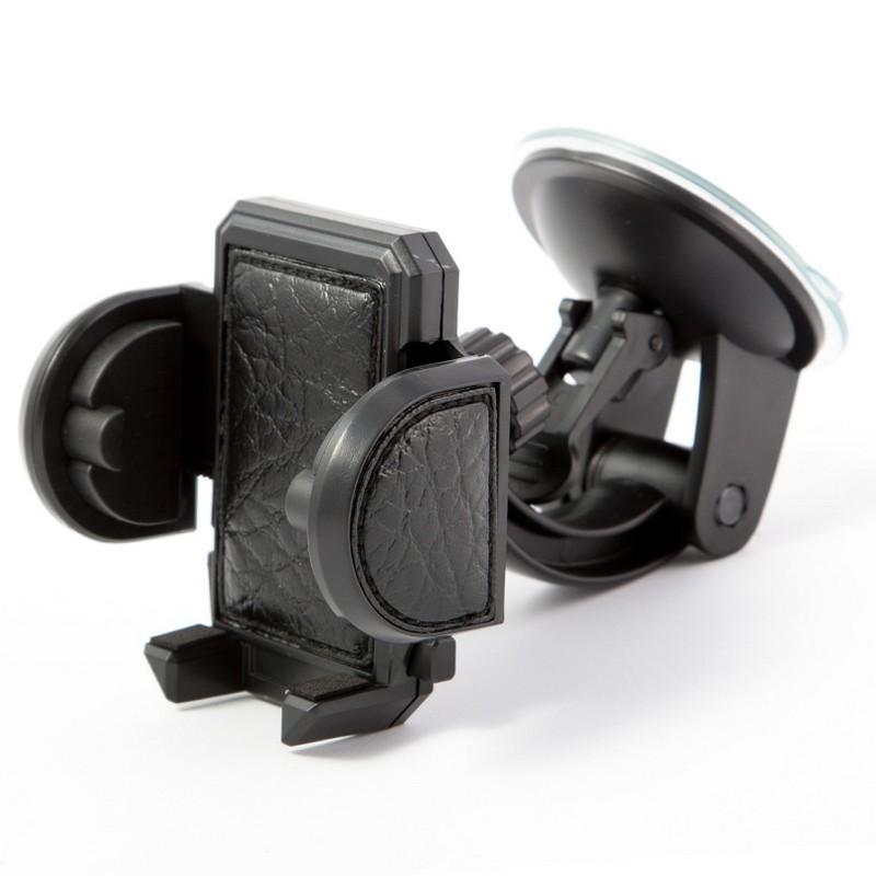 Автодержатель для телефона Carlife 40-95 мм с присоской (PH604)