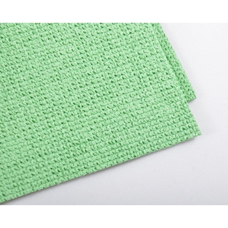 Тряпка для авто NOWAX NX64451 проф. 40x50см (PU зелёная)