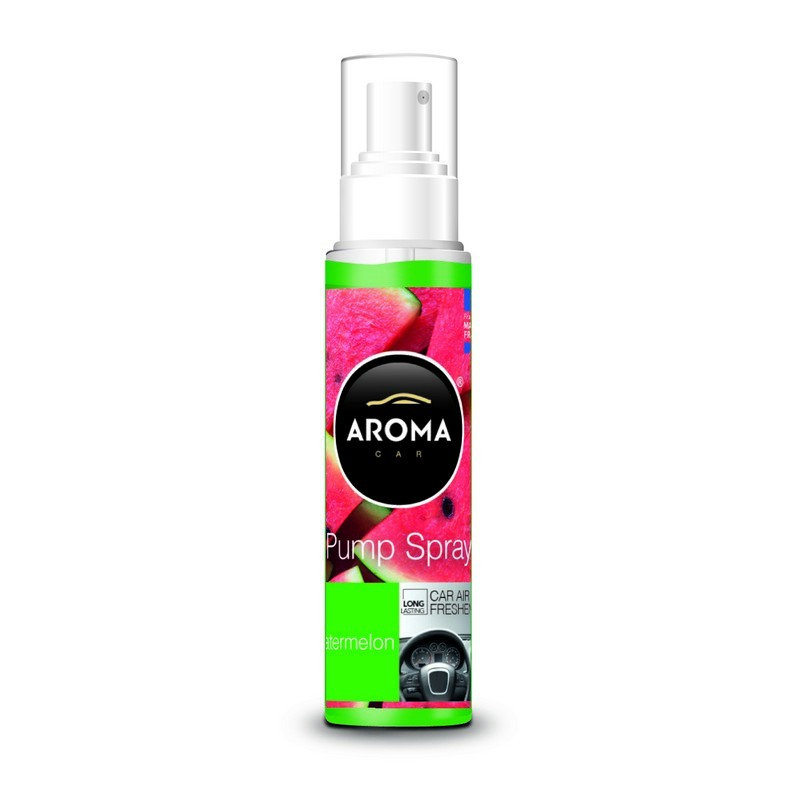 Ароматизатор Aroma Car Pump Spray 75 мл WATERMELON