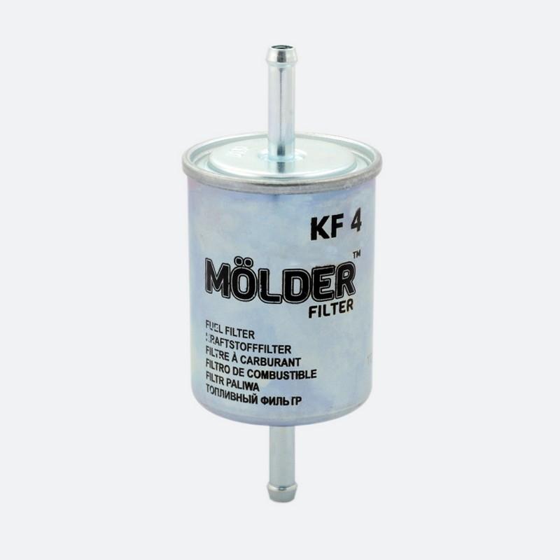 Топливный фильтр MOLDER аналог WF8033/KL14/WK613 (KF4)