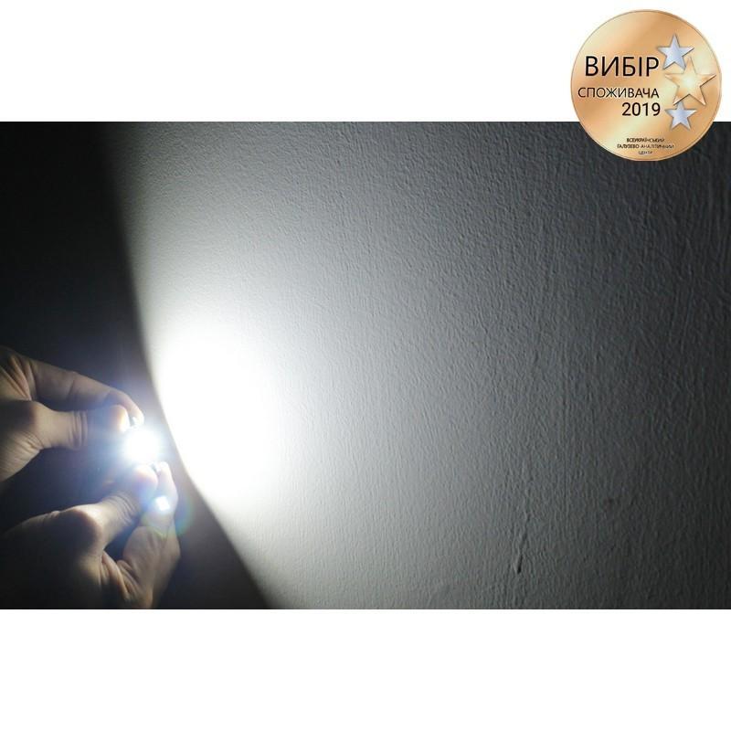 Светодиодные лампы CARLAMP Canbus Софитка Т11x36 мм (SJ-K6-36мм)