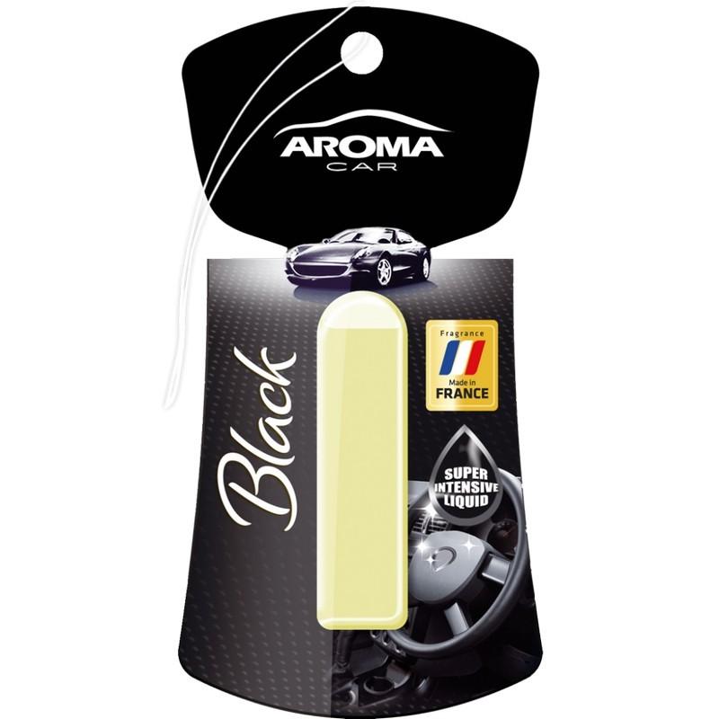 Ароматизатор Aroma Car Drop Control Black Блэк