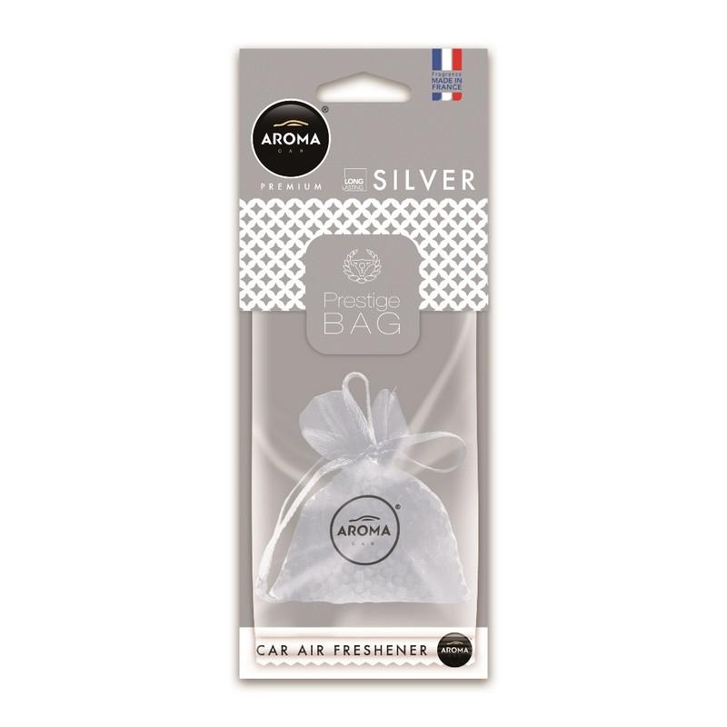 Ароматизатор Aroma Car Prestige Fresh Bag Silver