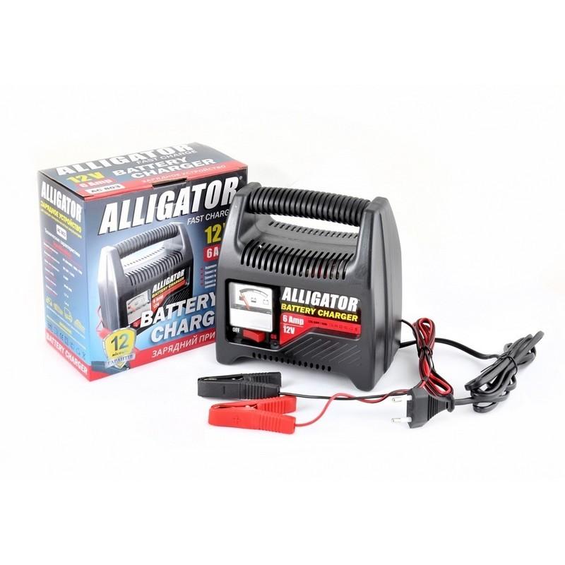 Зарядное устройство для АКБ Alligator AC803