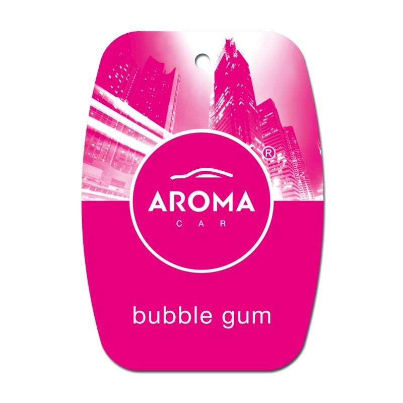 Ароматизатор Aroma Car City Bubble Gum Жевательная резинка