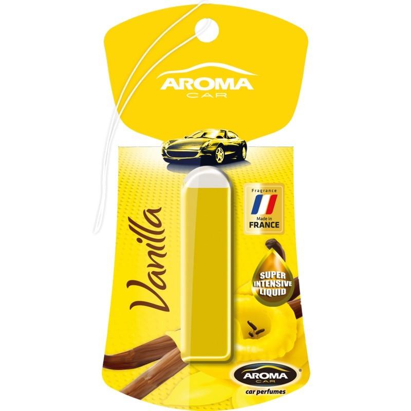 Ароматизатор Aroma Car Drop Control Vanilla Ваниль