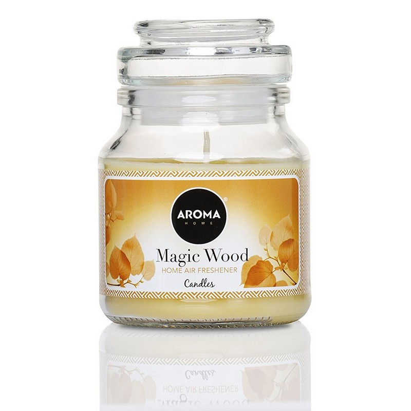 Ароматизатор Aroma Home Candles MAGIC WOOD (130g) Волшебный лес