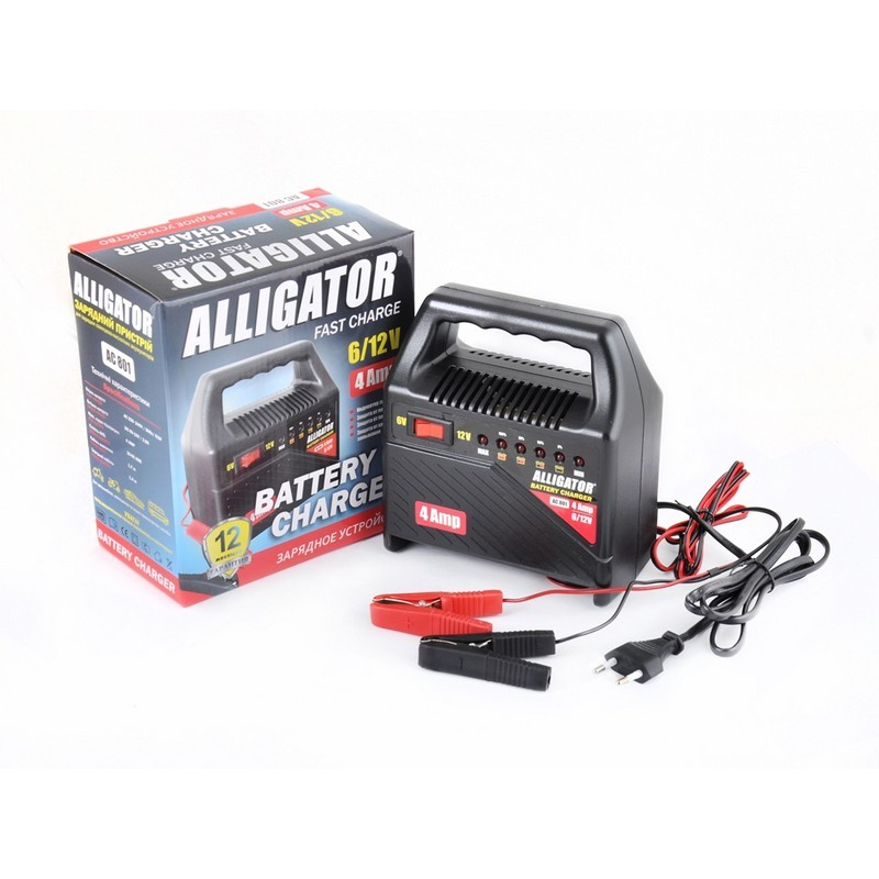 Зарядное устройство для АКБ Alligator AC801