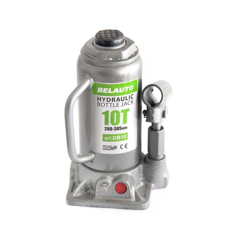 Домкрат бутылочный BELAUTO DB10 10т 200-385мм